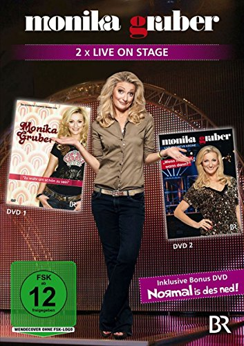 Monika Gruber Box [3 DVDs]