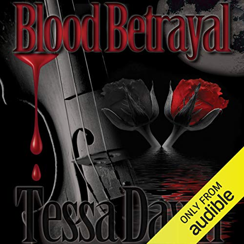 Blood Betrayal cover art