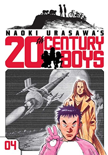 NAOKI URASAWA 20TH CENTURY BOYS GN VOL 04 (C: 1-0-1) (Naoki Urasawa's 20th Century Boys, Band 4)