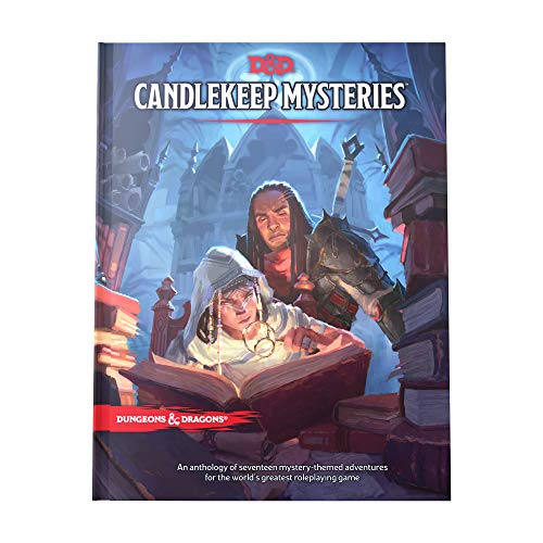 Candlekeep Mysteries (D&D Adventure Book - Dungeons & Dragons)