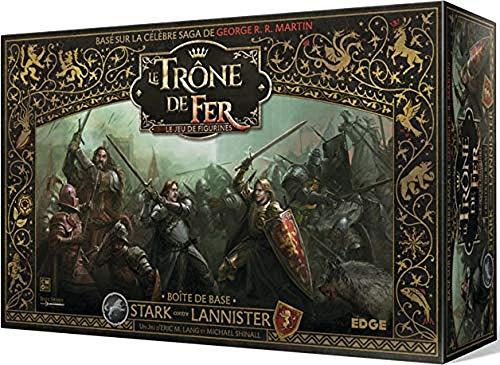 Le Trône de Fer : Stark contre Lannister (Base) - Asmodee -...