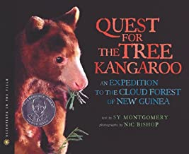 The Quest for the Tree Kangaroo: An Expedition to the Cloud Forest of New Guinea (Scientists in the Field Series) (English Edition)