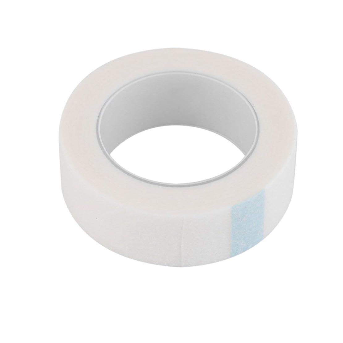恐ろしいノイズ子供時代DeeploveUU 1ロール個々のまつげエクステンションツール供給医療テープ医療まつげエクステンションマイクロポア紙メイク