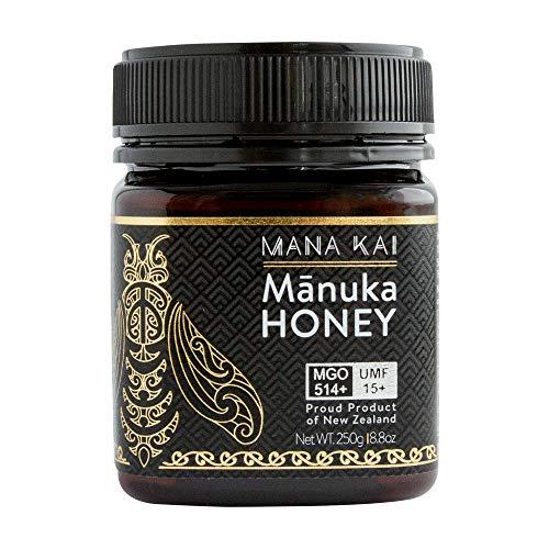 マヌカハニー UMF15+ 250g マリリニュージーランド マナカイ ブランド 生はちみつ 非加熱 無添加 マヌカはちみつ