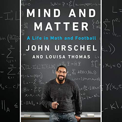 Mind and Matter audiobook cover art