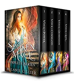 The Spoken Mage: Complete Series by [Melanie Cellier]