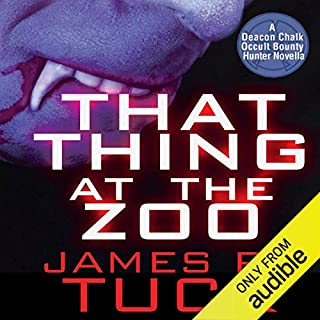 That Thing at the Zoo audiobook cover art