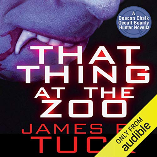That Thing at the Zoo  By  cover art