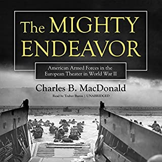 The Mighty Endeavor cover art