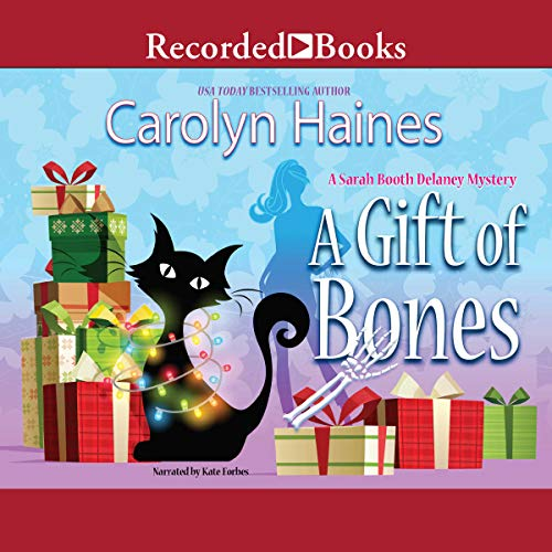 A Gift of Bones audiobook cover art