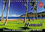 Hawaii - Inseln am anderen Ende der WeltCH-Version (Tischkalender 2021 DIN A5 quer)