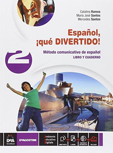 Español, ¡que divertido! Libro del alumno y cuaderno. Per la Scuola media. Con e-book. Con espansione online: Espanol, ¡qué divertido! Vol. 2 [Lingua spagnola]