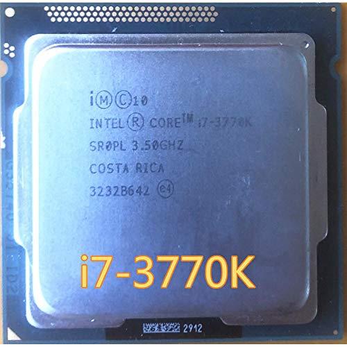 Price comparison product image Lntel Core I7-3770K I7 3770K 3.5Ghz / 8MB 4 Cores Socket 1155 / 5 GT / s DMI Desktop CPU I7-3770K