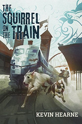 Oberon's Meaty Mysteries: The Squirrel on the Train (English Edition)