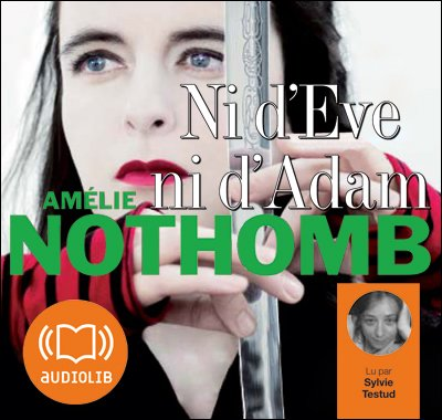 Ni d'Eve ni d'Adam audiobook cover art