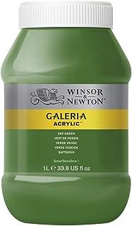 Winsor & Newton Tinta Acrílica Galeria W&N 1 Litro 599 Sap Green