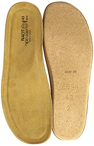 Naot Herren Schuhzubehör Fußbetten Kork/Leder M.Skandinavian 11087 Einlegesohlen, Größe:42 EU