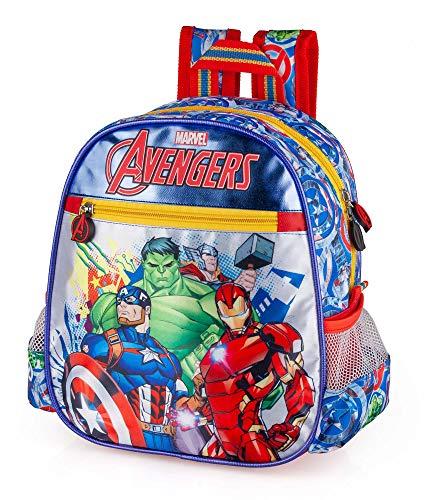 Zaino Asilo The Avengers Marvel Scuola Bambino CM.30-60316