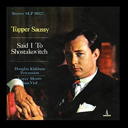 Tupper Saussy