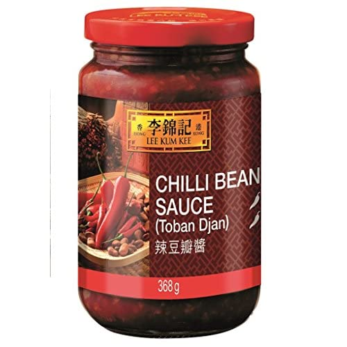 Lee Kum Kee Chilli Bean (Toban) Sauce 368G