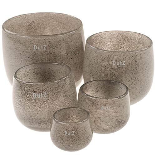 Dutz Übertopf Pot md 2 H18/ D20 New Grey