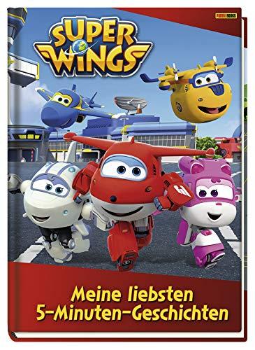 Super Wings: Meine liebsten 5-Minuten-Geschichten: Geschichtenbuch