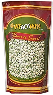 Wasabi Green Peas - 4 Pounds - We Got Nuts