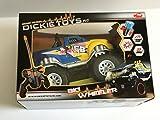 Dickie toys - RC Big Wheeler - 3fach sortiert, 30cm RC Auto mit Frontlicht, bis 10 km/h, RTR incl. Batterien