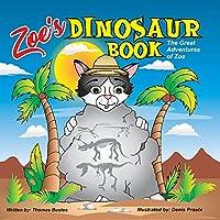 Zoe's dinosaur book