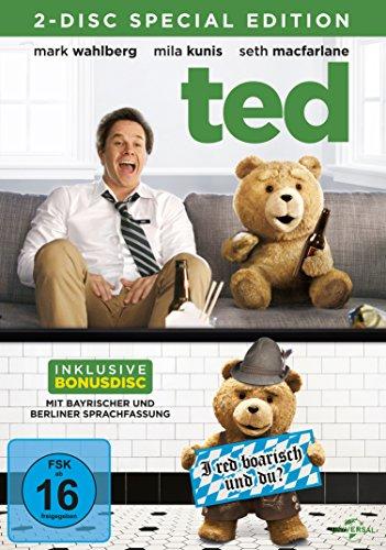 Ted / Ted - I red boarisch - und du? [Special Edition] [2 DVDs]