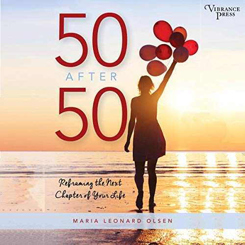 50 After 50 audiobook cover art