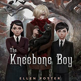The Kneebone Boy audiobook cover art