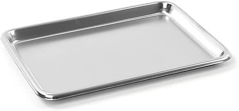 Griffen Tablett Servierplatte Fr/ühst/ückstablett 41.5cm Nescaf/é Serviertablett m