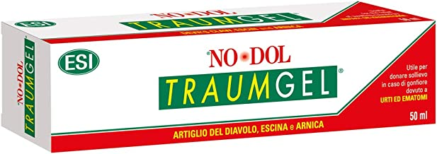 No-Dol Traumagel – Post-Traumatic Response Gel – 50 Milliliter Estimated Price : £ 7,50