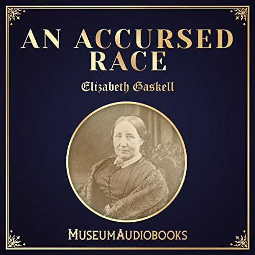 An Accursed Race audiobook cover art