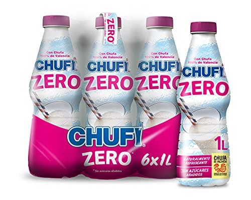 Chufi Horchata Sin Azúcar 0% - pack 6 x 1Lt