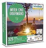 Vivabox - Coffret cadeau couple - WEEK-END GOURMAND- 325 week-ends gourmands. + 1 kit de voyage