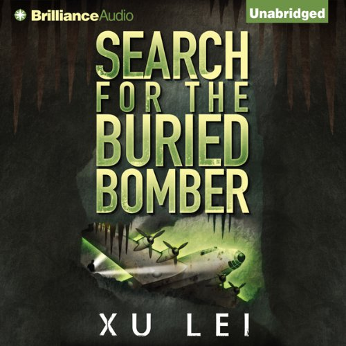 Search for the Buried Bomber cover art