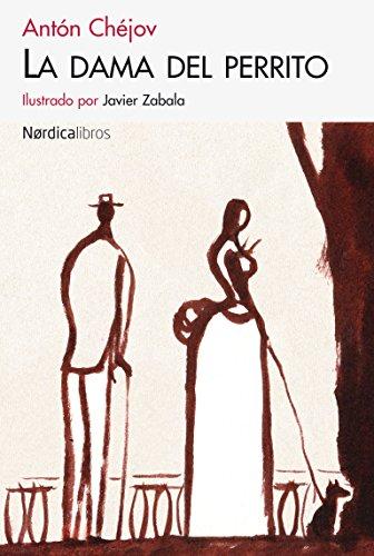 La dama del perrito (Ilustrados nº 8) (Spanish Edition)