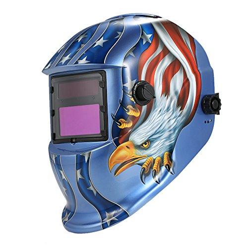 Careta Soldar Automatica, Weytoll Soldadores máscara de Oscurecimiento automático de Solar
