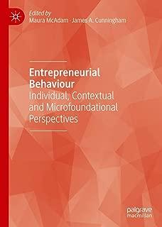 Entrepreneurial Behaviour: Individual, Contextual and Microfoundational Perspectives (English Edition)