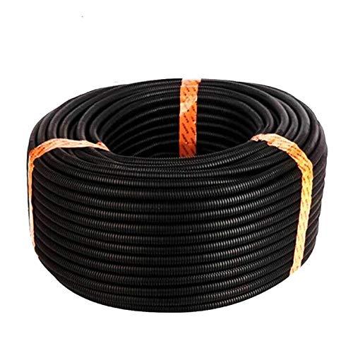 AISENPARTS Conducto de alambre de tubería Manguera de telar dividido Cable de...