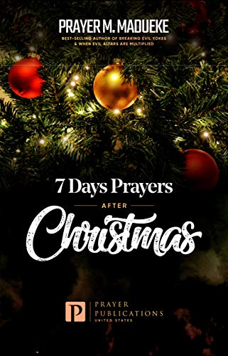 7 Days Prayers After Christmas (English Edition)