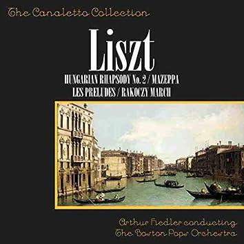 The Music of Franz Liszt