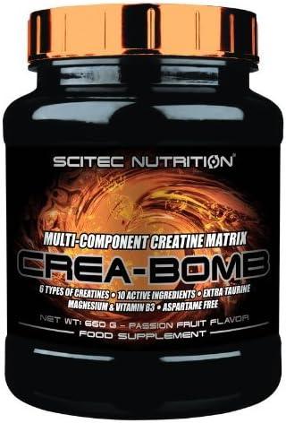 高級品 ◆高品質 Scitec Nutrition CREA-Bomb 660g by Fruit Nutritio Passion