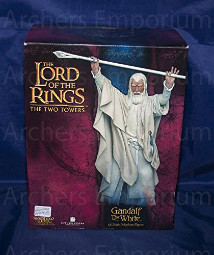Lord of the Rings - Gandalf the White Polystone Figure