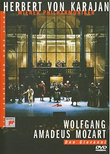 Herbert Von Karajan - His Legacy for Home Video - Mozart - Don Giovanni