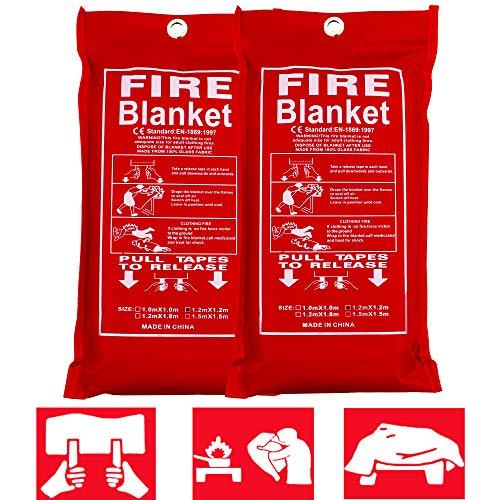 Premium Fire Blanket Emergency [47.2