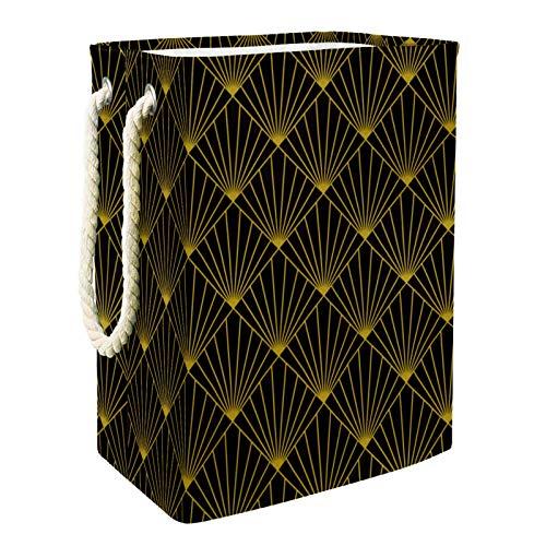VFSS Cesta de la compra grande para la colada, cesta para la colada, bolsa para ropa, cesto para la ropa, papelera
