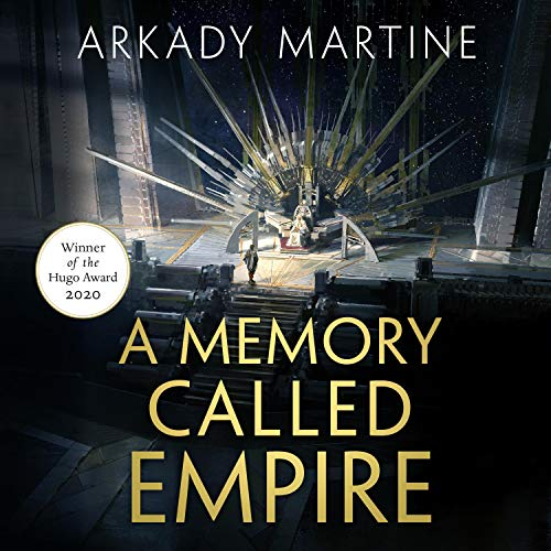 A Memory Called Empire cover art